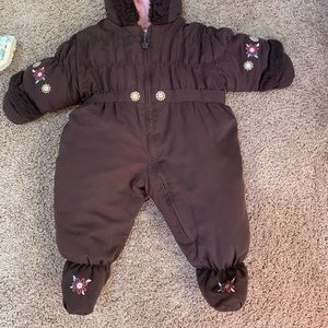 Snow suit Baby (6-9 months)